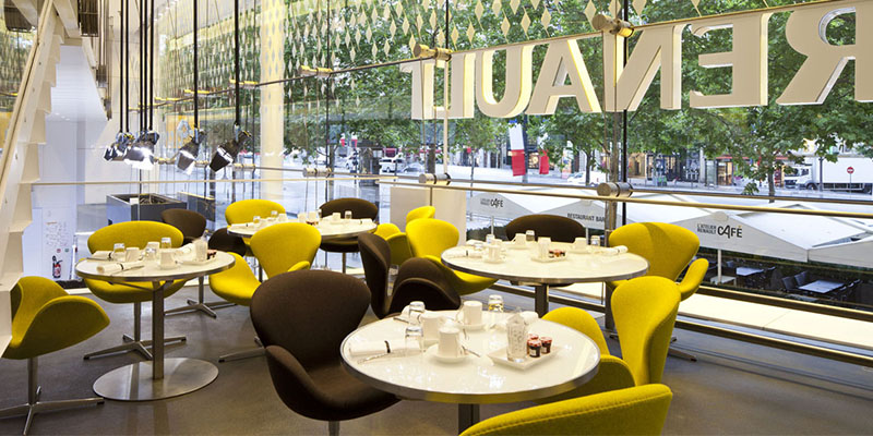 Brunch Atelier Renault (75008 Paris)