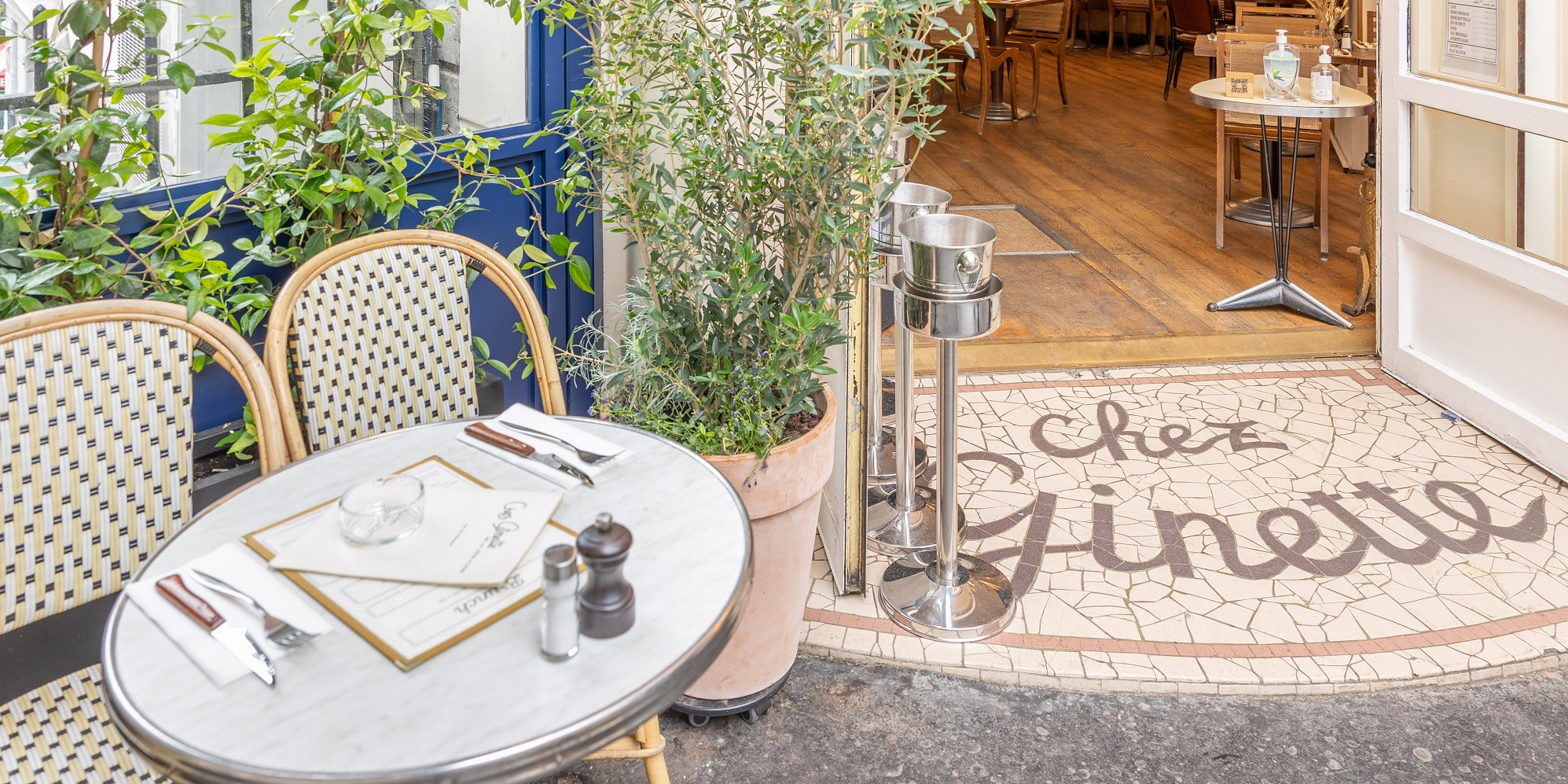 Brunch Chez Ginette (75018 Paris)