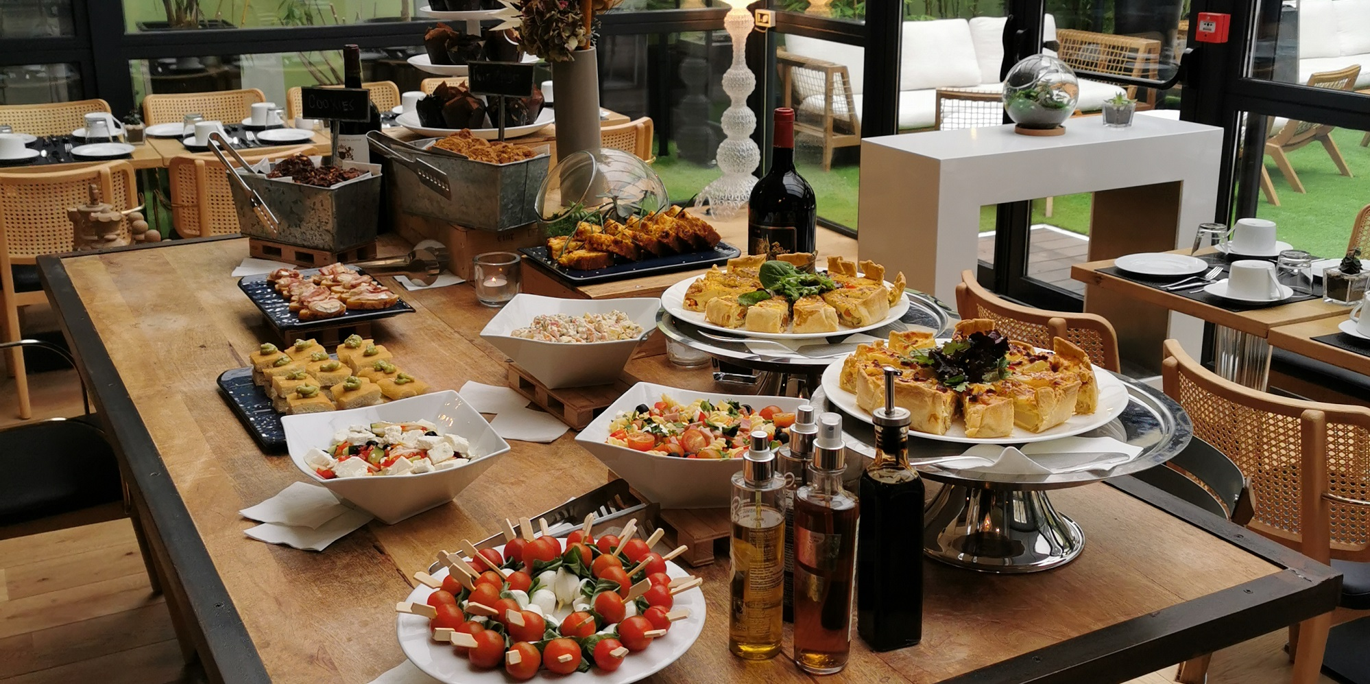 Brunch le boutique hotel bordeaux 33000 bordeaux for Le boutique hotel