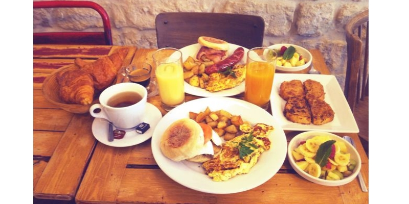 Brunch Le comptoir des chineurs (75018 Paris)