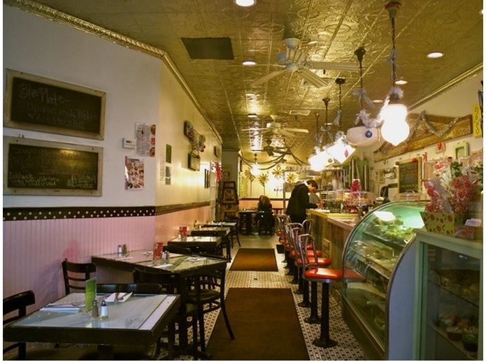 Brunch Kitchenette Tribeca (NYC New York)