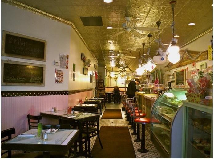 New York Kitchenette Tribeca brunch
