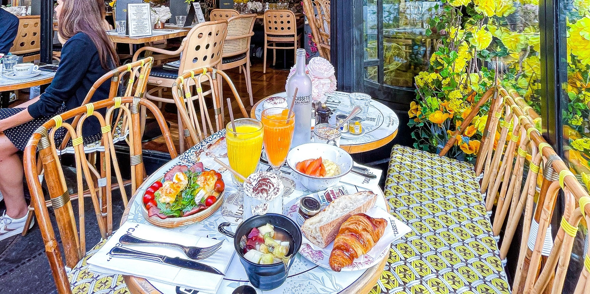 Brunch Café Cassette (75006 Paris)