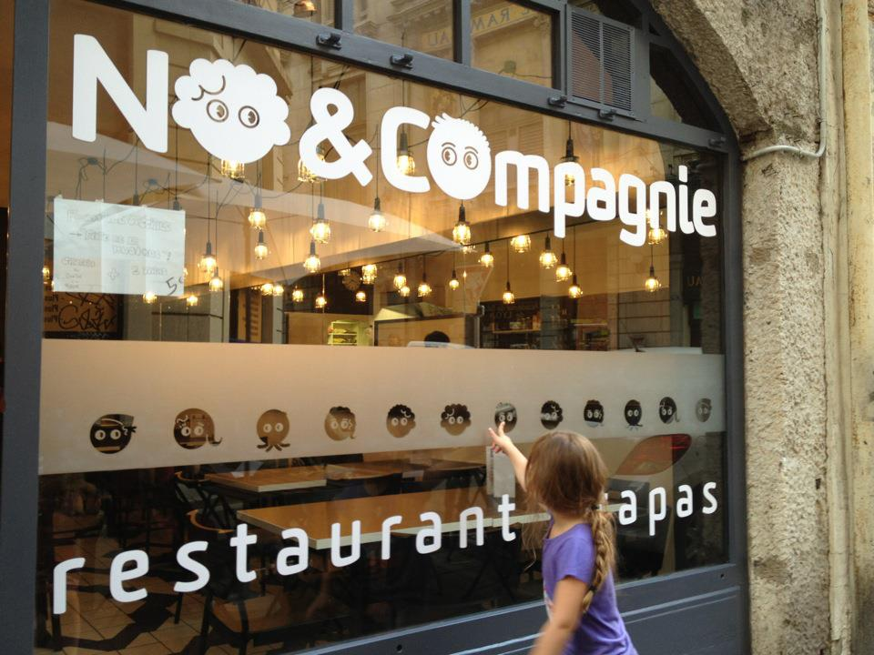 Brunch No & Compagnie  (69001 Lyon)