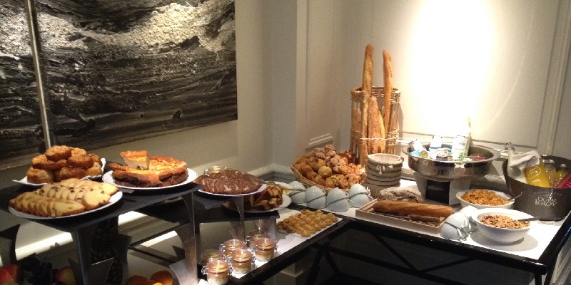 Brunch La Compagnie de Bretagne (75006 Paris)