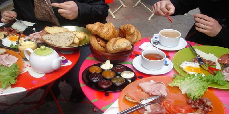 Brunch Le Chouquet's (33000 Bordeaux)