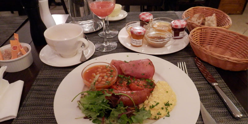 Brunch Bistrot La Bonne Cécile (75003 Paris)