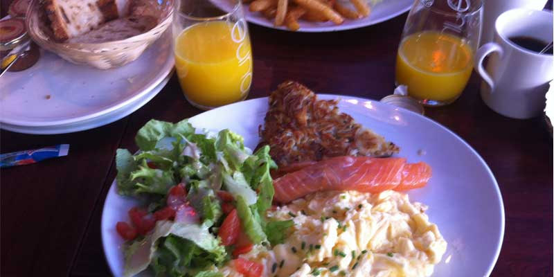 Brunch PDG Marais (75003 Paris)