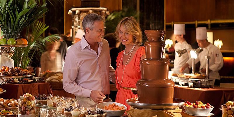 brunch New York Waldorf Astoria Hotel New York brunch