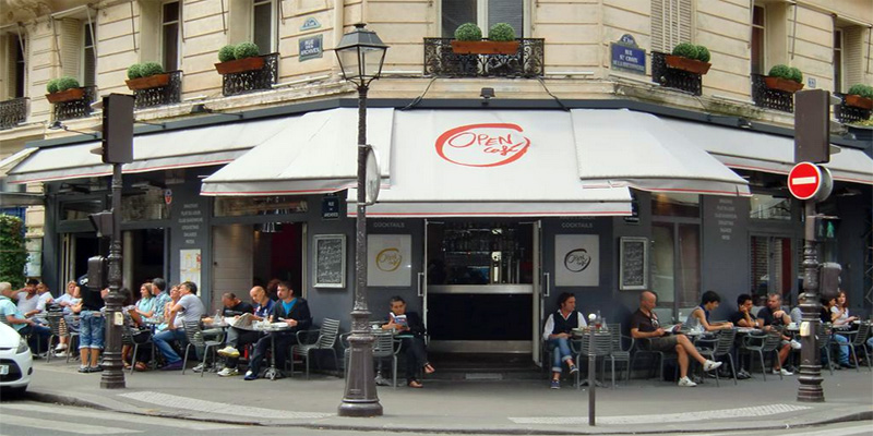Brunch Open café (75004 Paris 4ème)