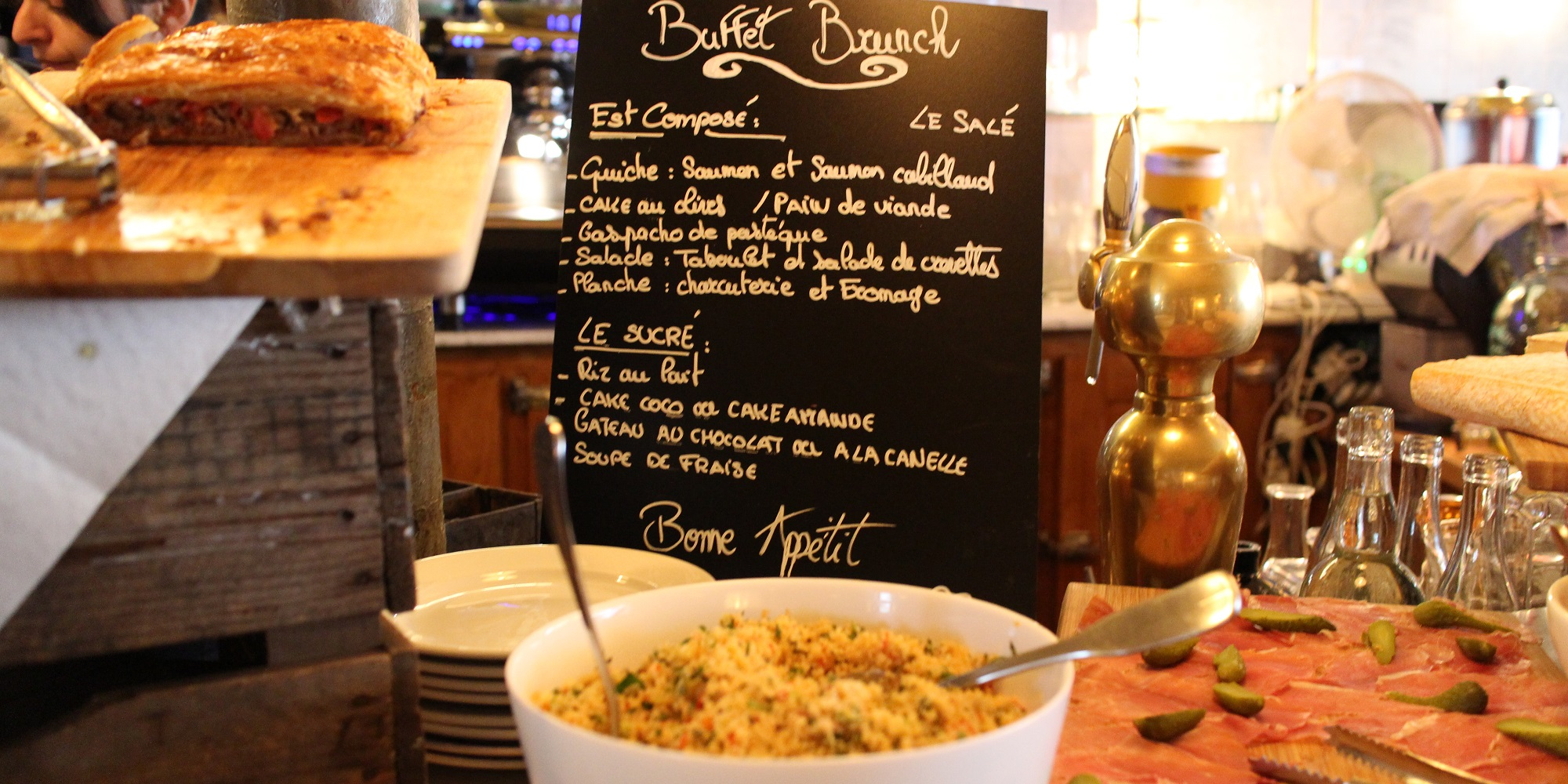 Brunch La Quincaillerie (75010 Paris)