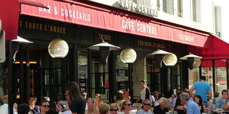Brunch Café du Central (75007 Paris)