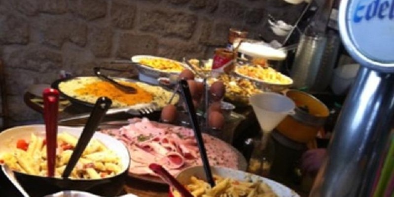 Brunch Le Prohibido (75018 Paris)