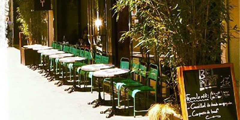 Brunch Le Belmont (75002 Paris)