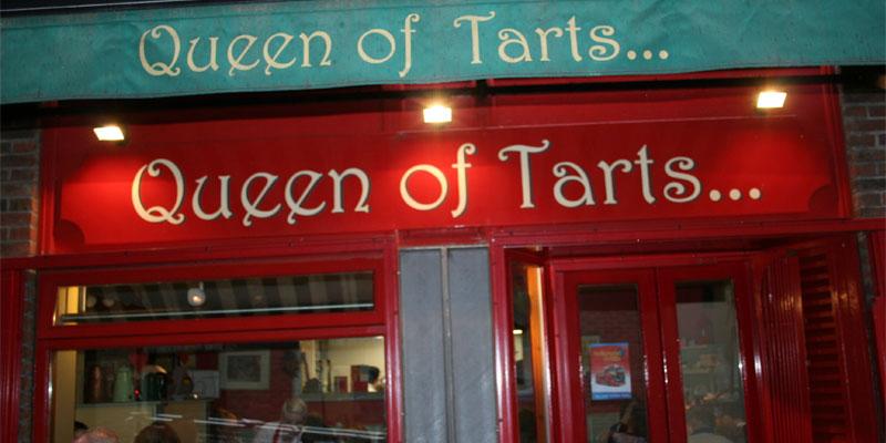 Brunch Queen of the Tarts (D2 Dublin)
