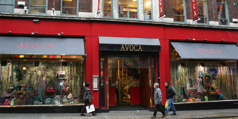 Brunch Avoca (DUB Dublin 2)