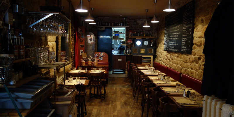 Restaurant Les  Gar Ef Bf Bdons Paris