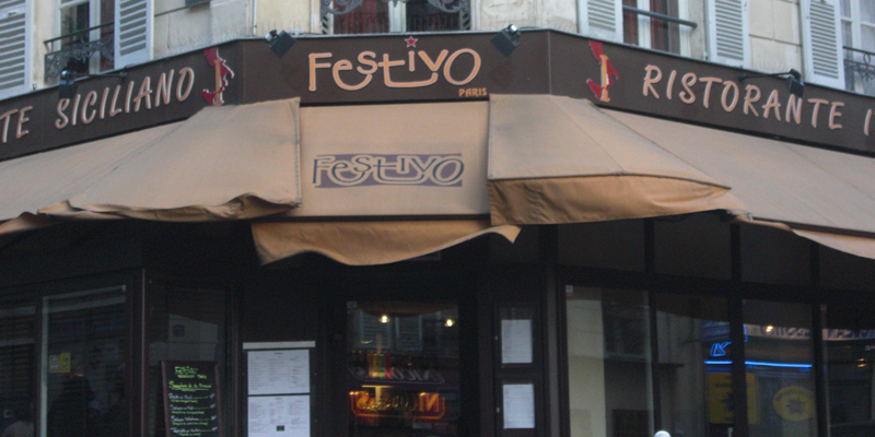 Brunch Festivo (75009 Paris)