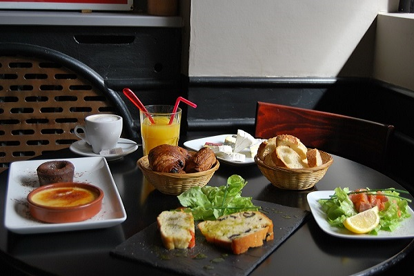 Brunch Café Salé (75009 Paris)
