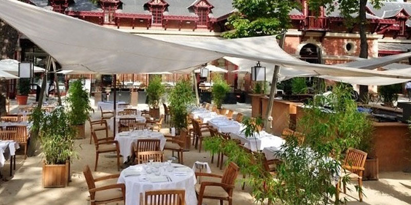 Brunch les jardins de bagatelle 75016 paris oubruncher - Jardin de bagatelle restaurant ...