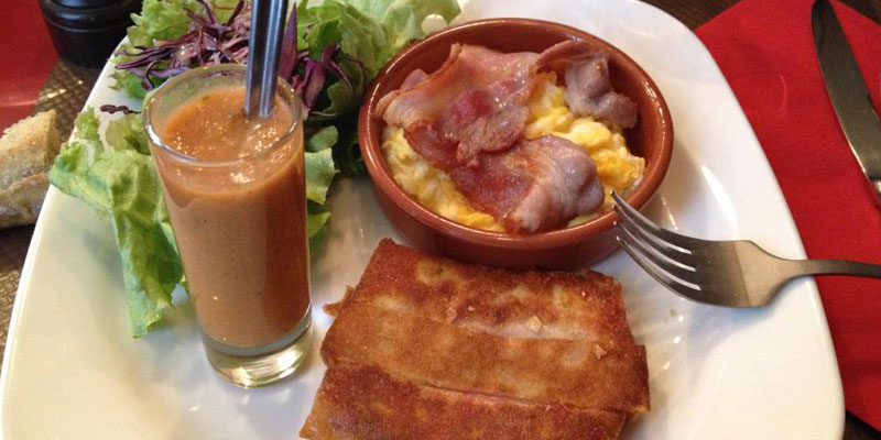 Brunch La Gamine (75018 Paris)