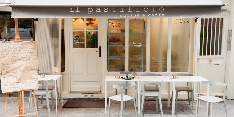 Brunch Il Pastificio (75002 Paris)