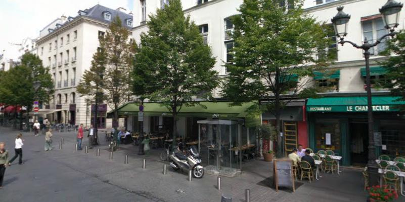 Brunch fuxia st honor 75001 paris oubruncher - Cuisine et confidences place du marche saint honore ...