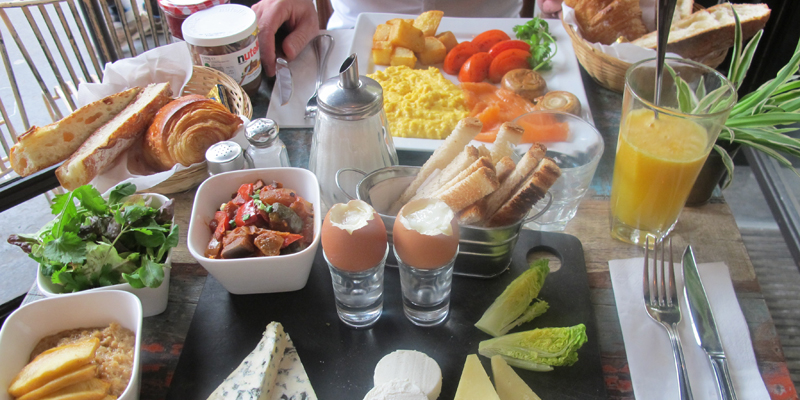 Brunch Le Spicy Home Paris (75001 Paris 1er)