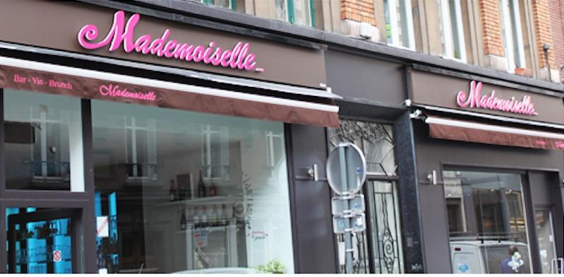 Mademoiselle Restaurant Bar Lille