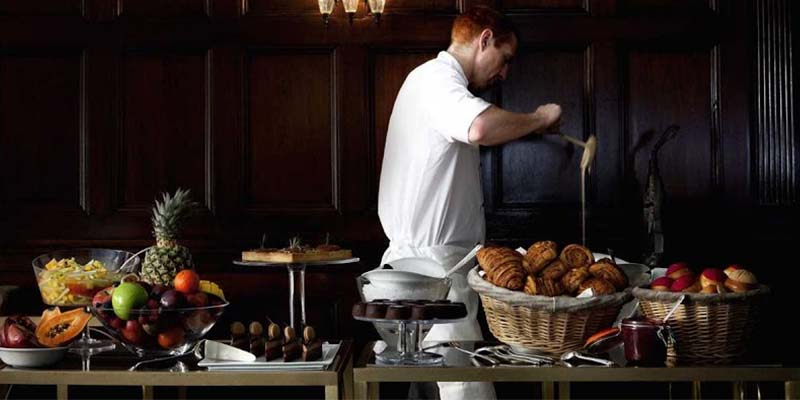 Brunch The Connaught Mayfair (LDR Londres)