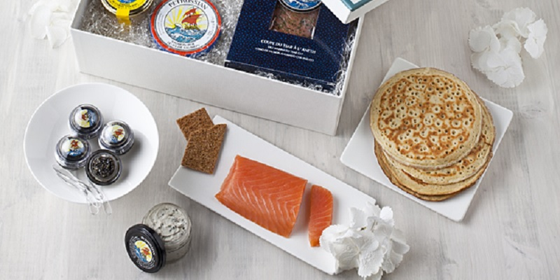 Brunch Petrossian (75007 Paris)