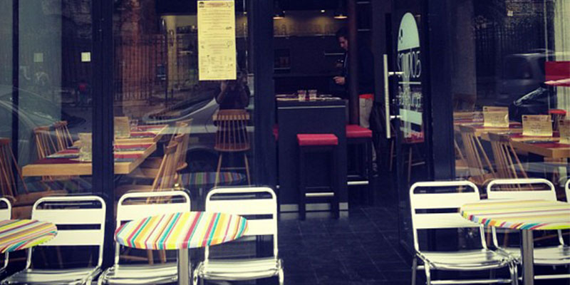 Brunch Studio 5 Bar & Burger (75005 Paris 5ème)