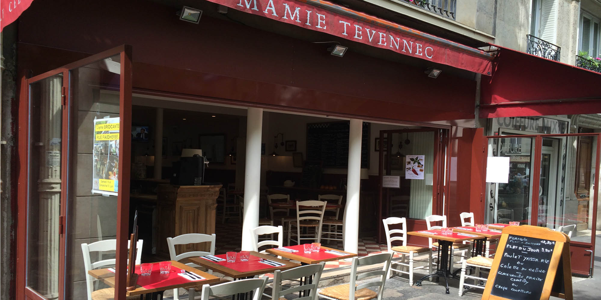 Brunch Mamie Tevennec (75011 Paris)