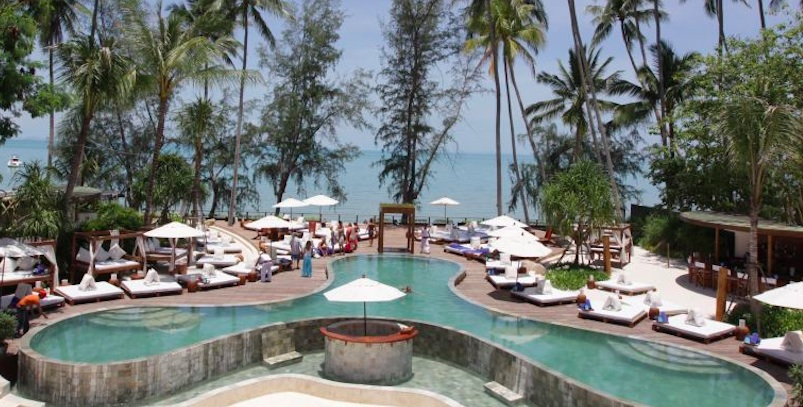 Brunch Nikki Beach (KOH8 Koh Samui)