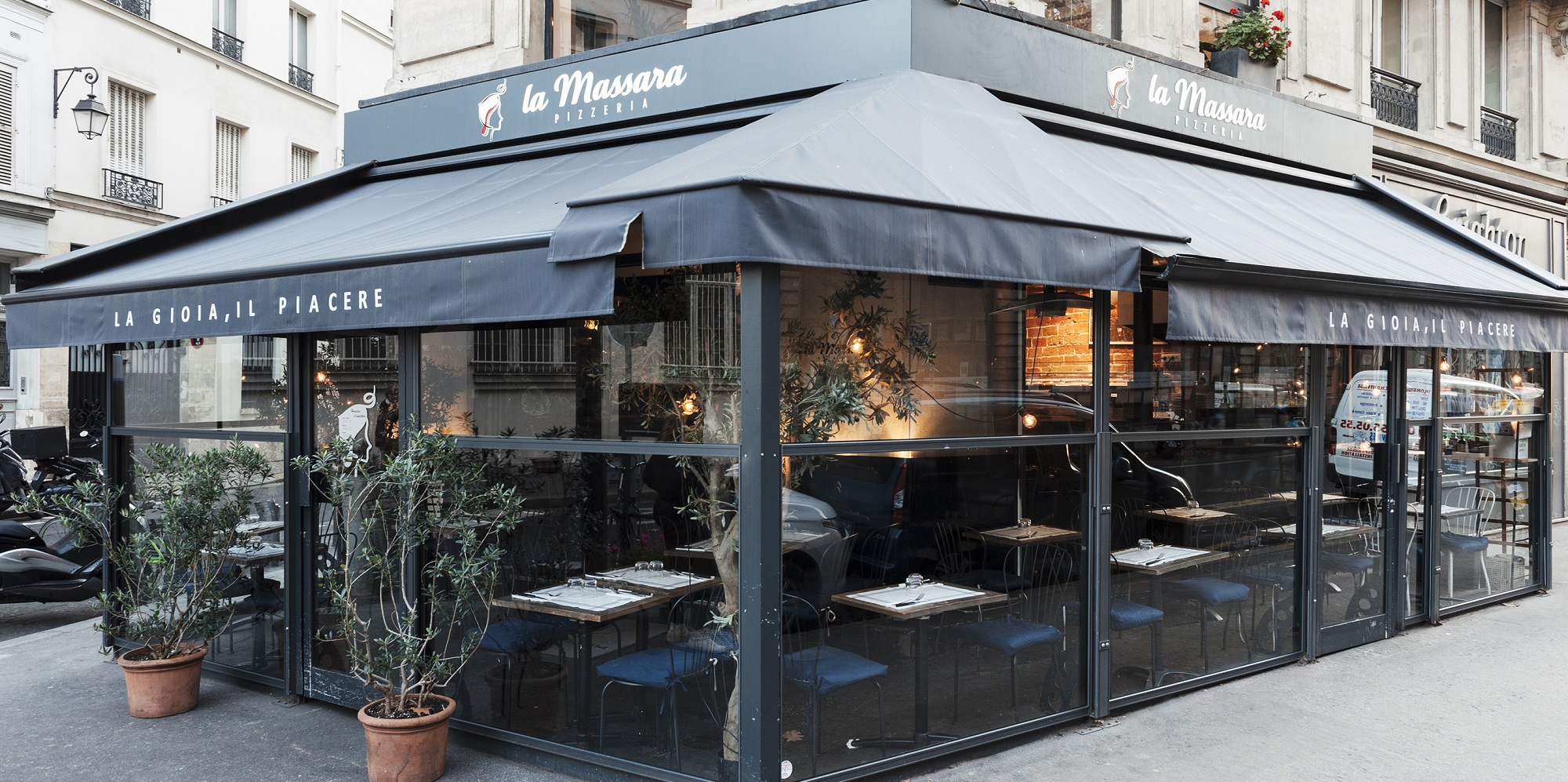 Brunch La Massara (75003 Paris)