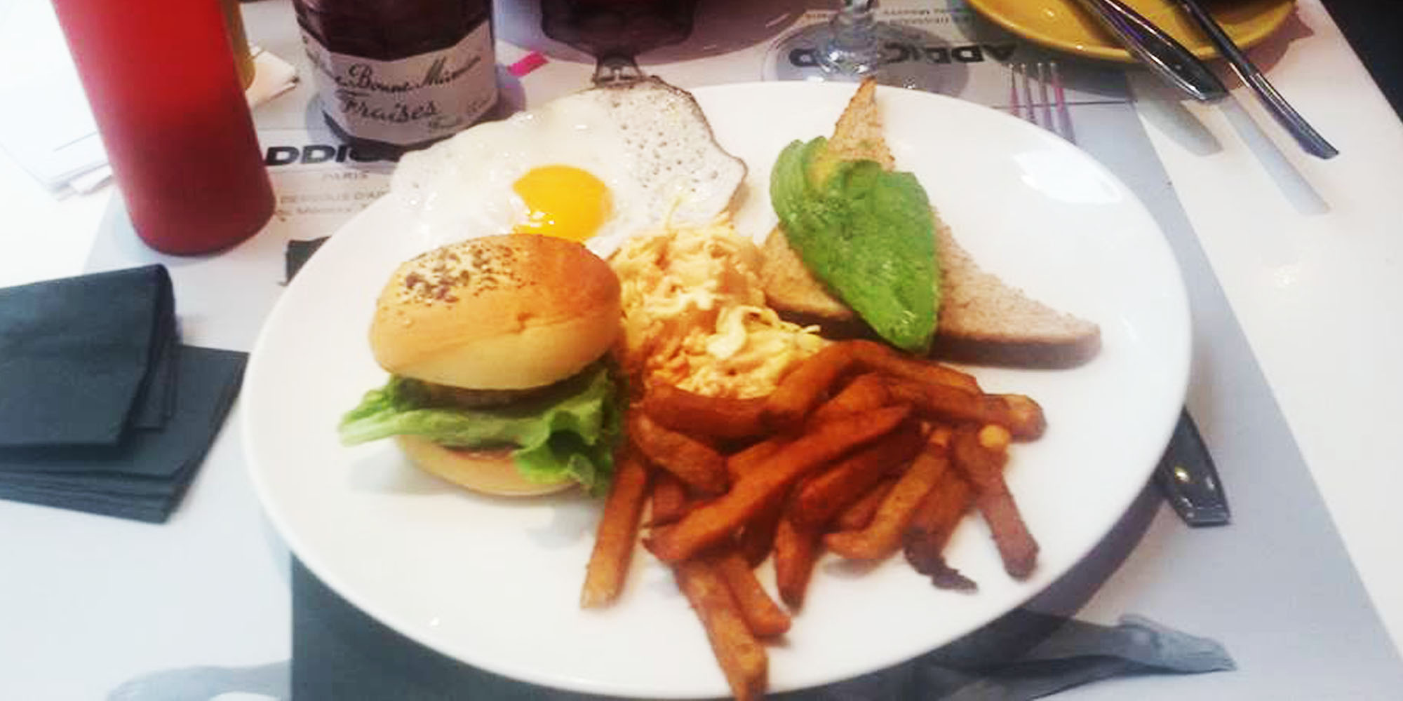 Brunch Tata Burger (75004 Paris)
