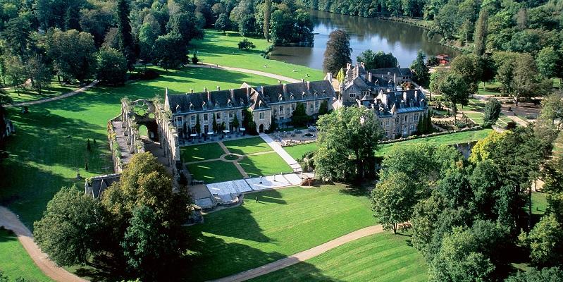 Brunch Abbaye des Vaux de Cernay (78720 Cernay-la-Ville) - OuBruncher