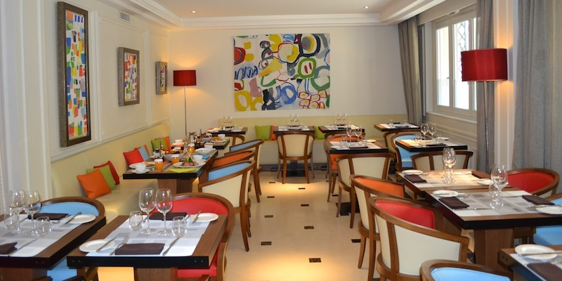 Brunch Majestic Villa Hotel (75016 Paris)