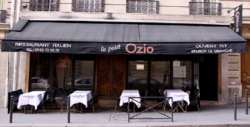 Brunch Ozio (75016 Paris)