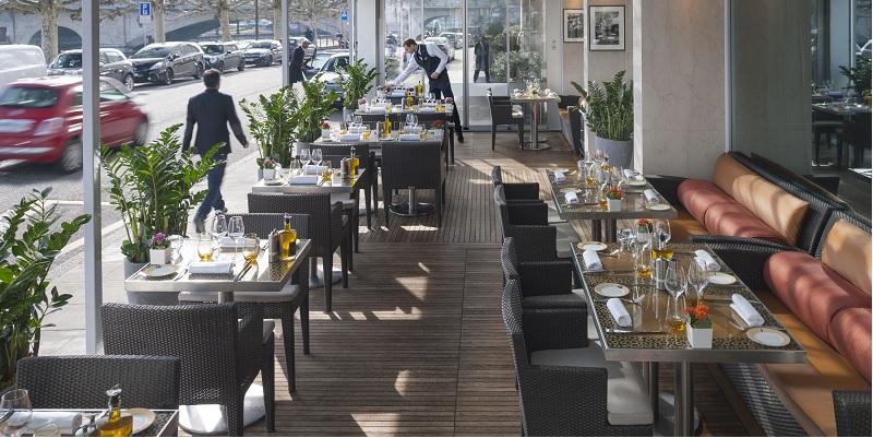 brunch Genève Café Calla - Mandarin Oriental brunch