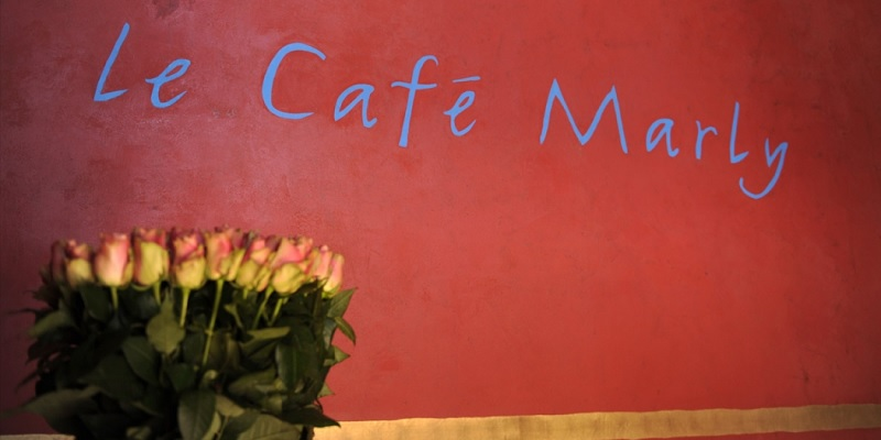Brunch Café Marly (75001 Paris)