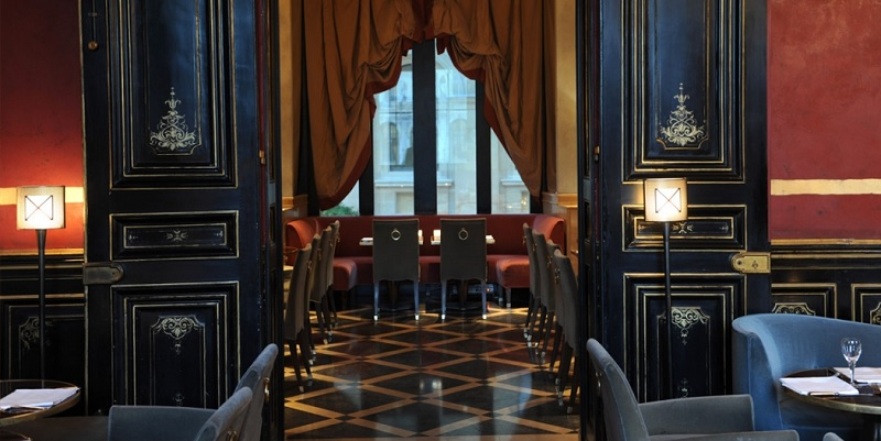 Brunch Café Marly (75001 Paris 1er)