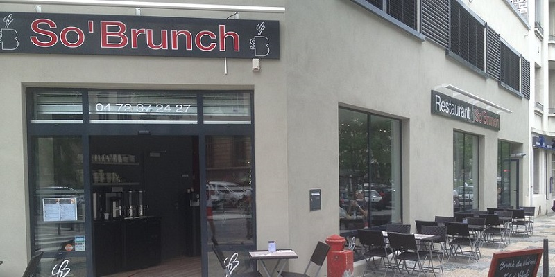 Brunch So'Brunch (69006 Lyon 6ème)