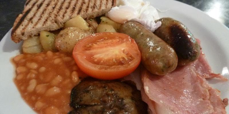 London Breakfast Club Spitalfields brunch