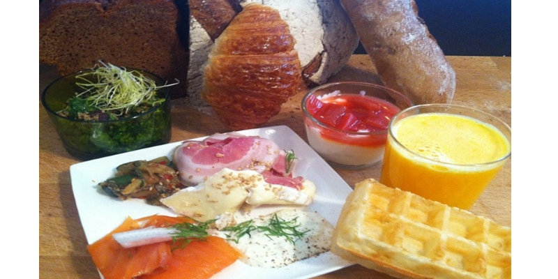 Brunch ICI Epicerie fine neo cantine (1000 Bruxelles)