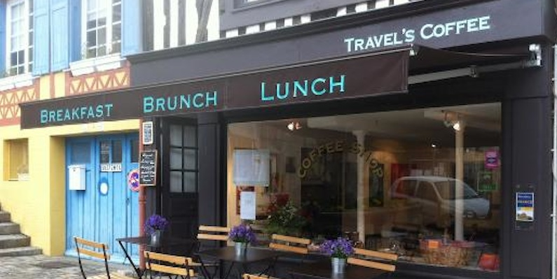 Brunch Travels Coffee (14600 Honfleur)