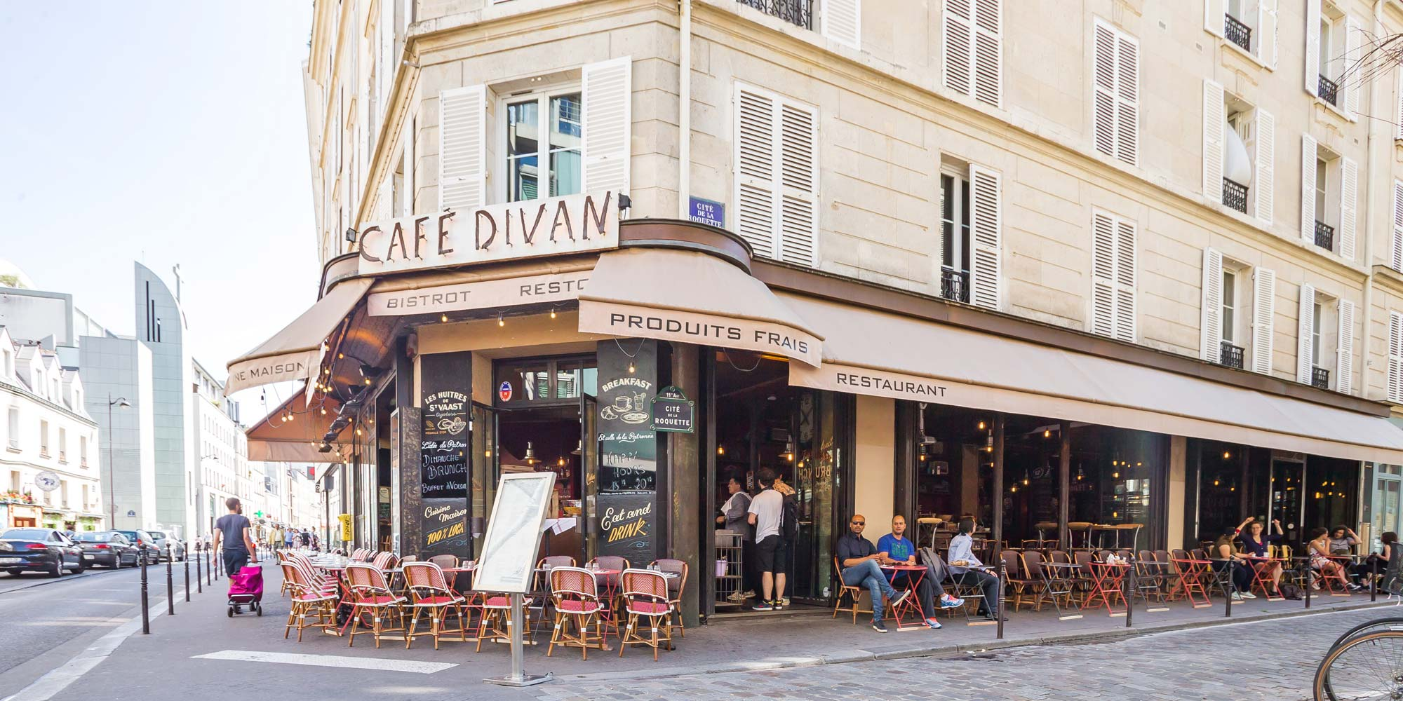 Brunch caf divan 75011 paris oubruncher for Garage mini rue des acacias paris 17
