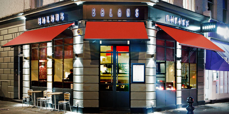 Brunch Balans - Earls Court (LDR Londres)