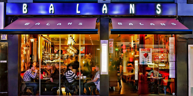Brunch Balans - Soho (LDR Londres)