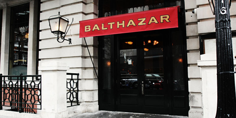 Brunch Balthazar London (LDR Londres)